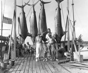 "Ernest Hemingway wrote perhaps one of the most recognizable fishing stories, ""The Old Man and the Sea""."